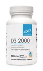 维生素D3 2000