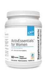 女性健康基础营养组合
